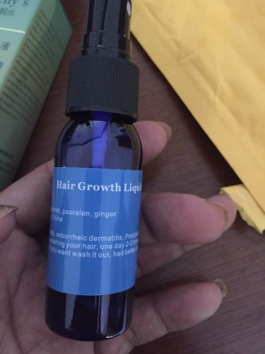 Fast Growth Hair Essence Spray photo review